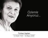 Türkan Saylan'ı Özlemle Anıyoruz...